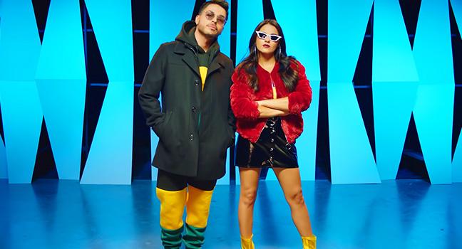 Νέο Music Video | Maite Perroni & Reykon – Bum Bum Dale Dale