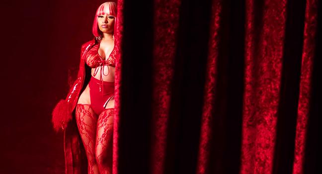 Νέο Music Video   Nicki Minaj Feat. Lil Wayne – Good Form