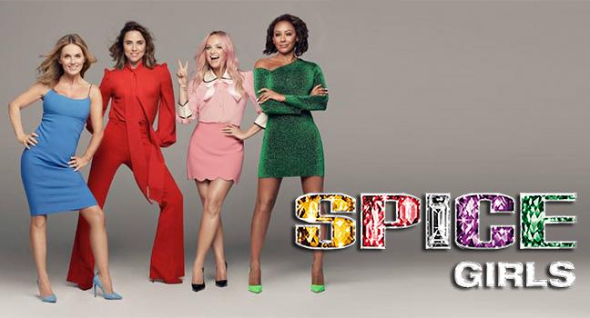 Οι Spice Girls ανακοινώνουν την επανένωσή τους μέσα από ένα κωμικό δελτίο ειδήσεων! (Video)