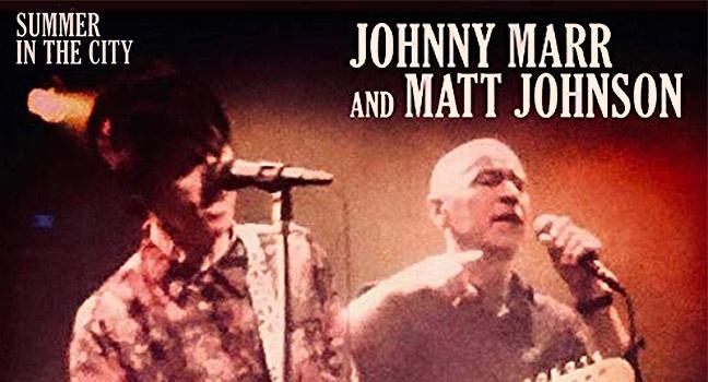 Νέο Cover | Johnny Marr & Matt Johnson – Summer In The City