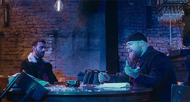 Νέα Συνεργασία & Music Video   Marco Mengoni Feat. Tom Walker – Hola (I Say)