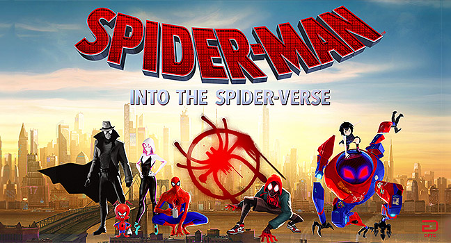 Soundrack Your Life : Spider-Man Into The Spider-Verse