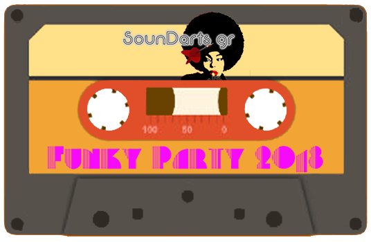 Funky Party 2018 By SounDarts.gr #AIM4MUSIC🎯