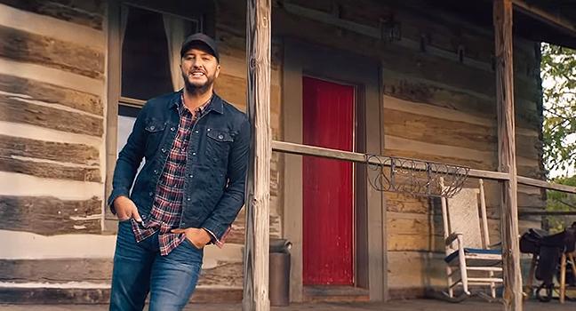 Νέο Music Video   Luke Bryan – What Makes You Country