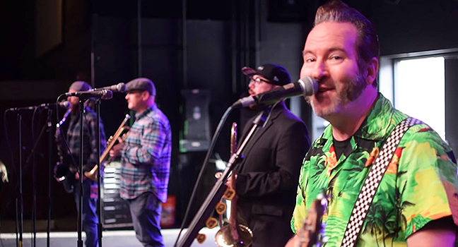 Νέο Cover & Music Video | Reel Big Fish – Ska Show