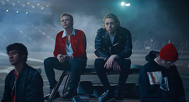 Νέο Music Video | 5 Seconds Of Summer – Lie To Me