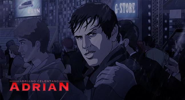 SounDtrack Your Life : Adrian (Adriano Celentano)