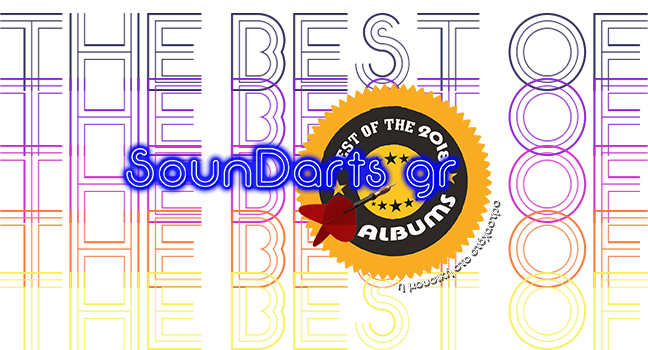 The Best Of 2018 By SounDarts.gr | Albums