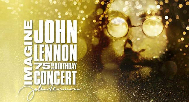 Νέο Album | Imagine: John Lennon 75th Birthday Concert (Live)