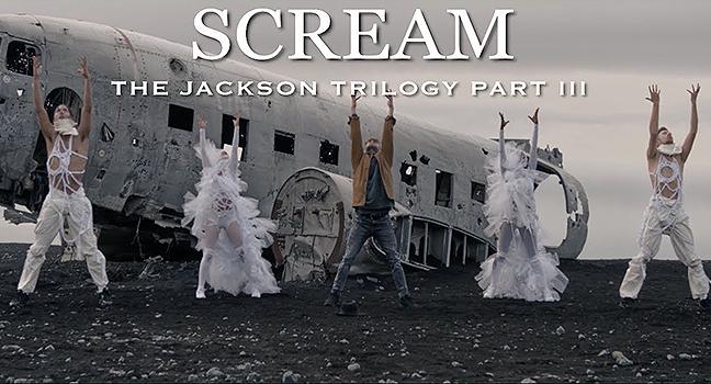 News | Ο Tobias Ellehammer παρουσιάζει το εκπληκτικό, νέο Video για το «Scream» των Michael και Janet Jackson!