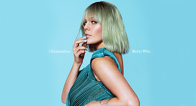 Νέο Single | Betty Who – I Remember