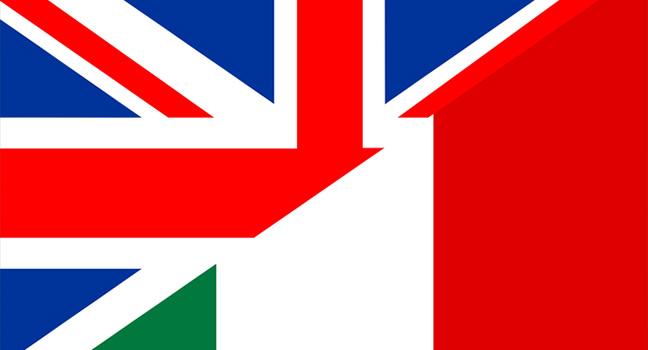 List It Up!: 15 ιταλό-αγγλικά ντουέτα (part.1)
