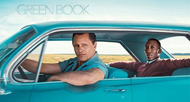 Soundrack Your Life : Green Book