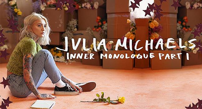 Νέο EP | Julia Michaels – Inner Monologue Part. I