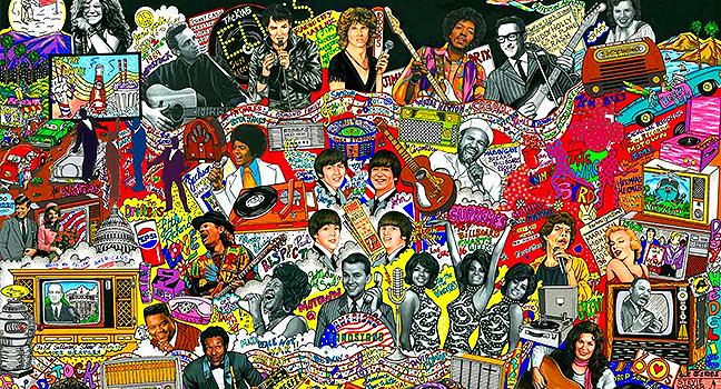 60's Hits By SounDarts.gr #AIM4MUSIC