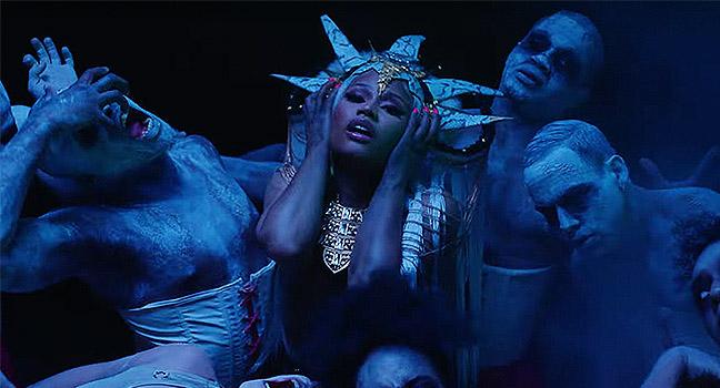 Νέο Music Video | Nicki Minaj – Hard White