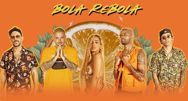 Νέα Συνεργασία & Music Video | Tropkillaz, J Balvin, Anitta Feat. MC Zaac – Bola Rebola