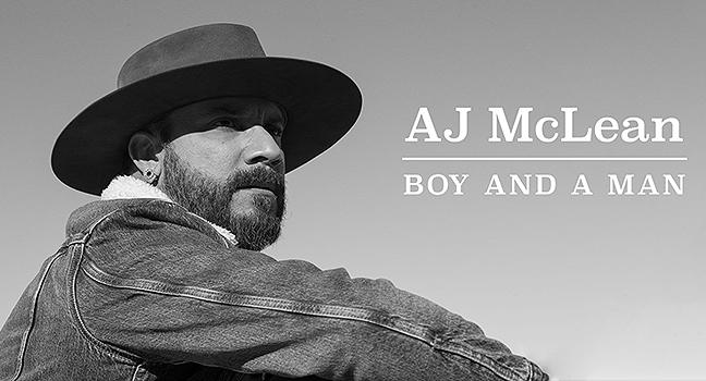 Νέο Τραγούδι | AJ McLean – Boy And A Man