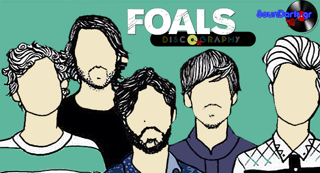 Discography & ID : Foals