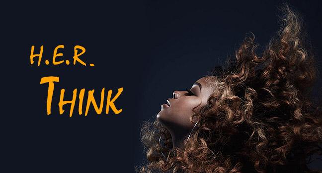 """Νέο Cover   H.E.R. – Think (from """"What Men Want"""" O.S.T.)"""