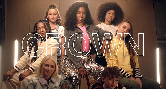 Νέο Music Video | Kelly Rowland – Crown