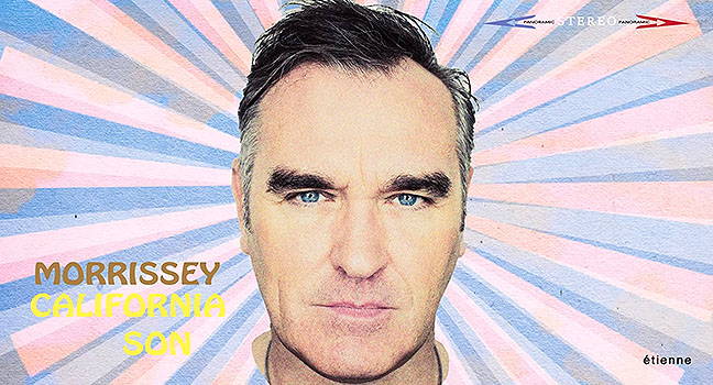Νέο Album | Morrissey – California Son