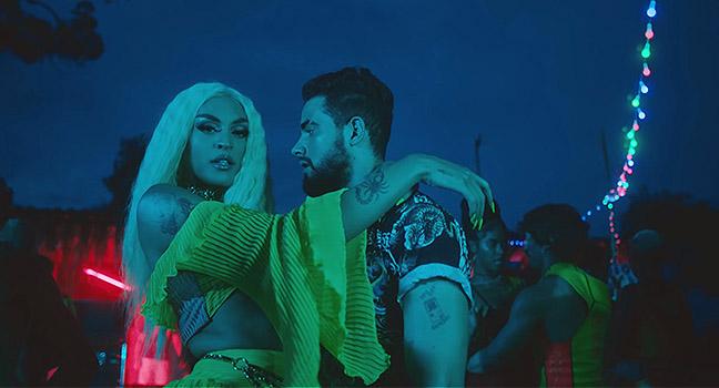 Νέο Music Video | Pabllo Vittar – Seu Crime