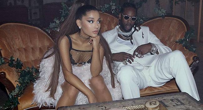 Νέα Συνεργασία | 2 Chainz Feat. Ariana Grande – Rule The World