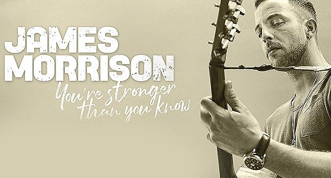 Νέο Album | James Morrison – You're Stronger Than You Know