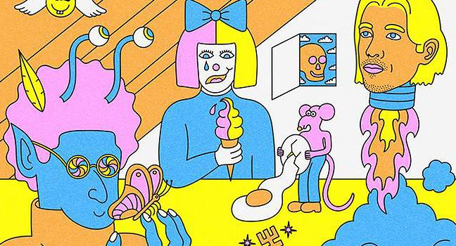 Νέο Τραγούδι | LSD – No New Friends