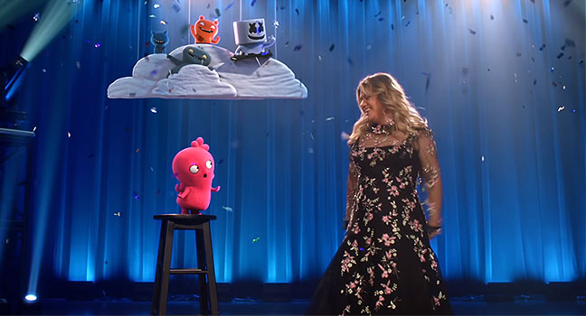 "Νέο Music Video | Kelly Clarkson – Broken & Beautiful (from ""UglyDolls"" O.S.T.)"