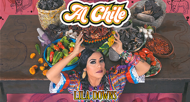 Νέο Cover | Lila Downs – Clandestino