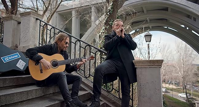 Νέο Music Video   Maná Feat. Pablo Alborán – Rayando El Sol