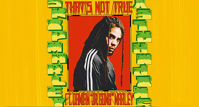 Νέα Συνεργασία | Skip Marley Feat. Damian 'Jr. Gong' Marley – That's Not True