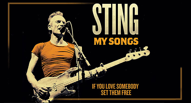 Νέα Version | Sting – If You Love Somebody Set Them Free (2019 Version)