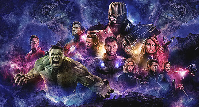 SounDtrack Your Life : Avengers: Endgame (Alan Silvestri)