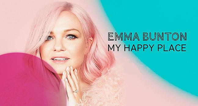 Νέο Album | Emma Bunton – My Happy Place