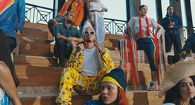 Νέο Music Video | J. Balvin – La Rebelión