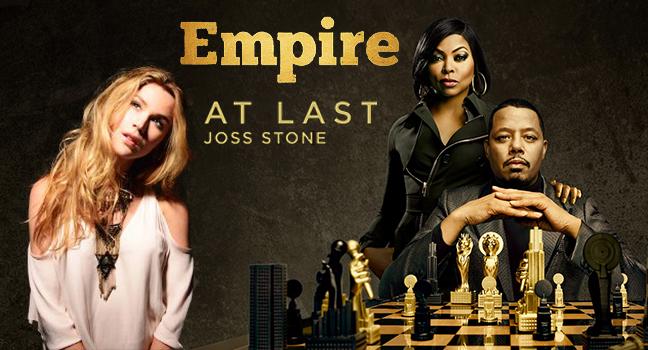 Νέα Συνεργασία | Empire Cast Feat. Joss Stone – At Last
