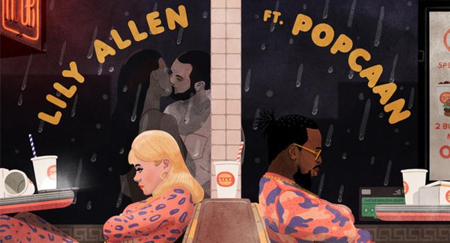 Νέο Remix | Lily Allen – What You Waiting For? (Popcaan Remix)