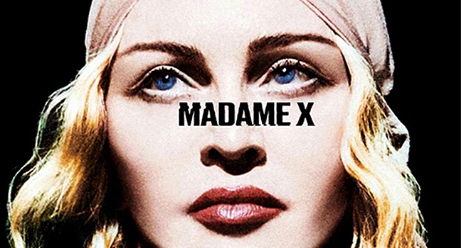 News | Το Artcover και το Tracklist για το «Madame X» της Madonna είναι εδώ!