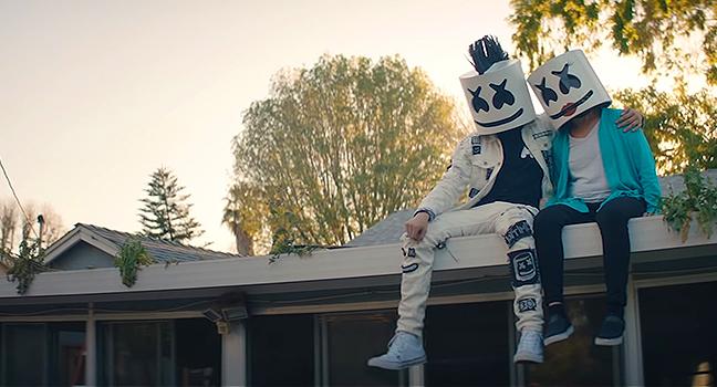 Νέο Music Video | Marshmello – Rooftops