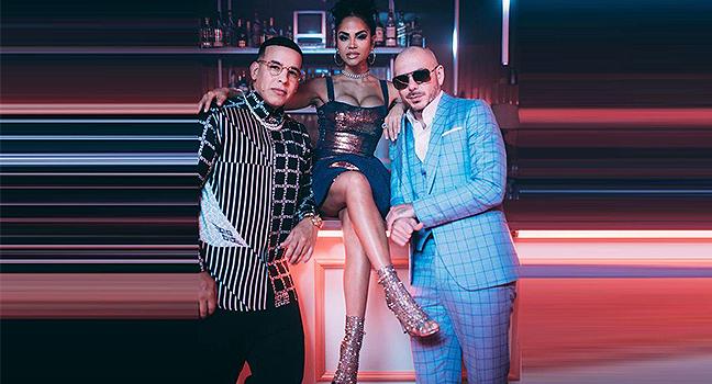 Νέα Συνεργασία | Pitbull Feat. Daddy Yankee & Natti Natasha – No Lo Trates