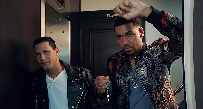 Νέο Music Video | Romeo Santos & Raulin Rodriguez – La Demanda