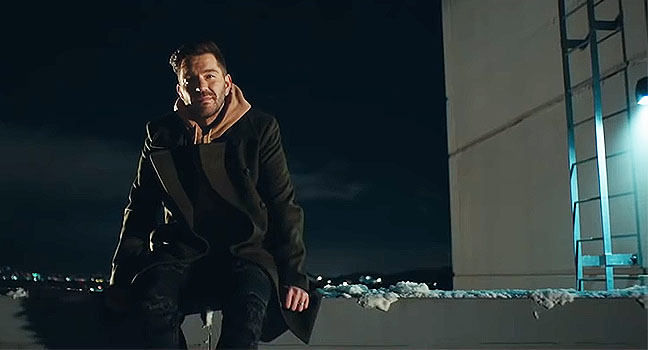 "Νέο Music Video | Andy Grammer – Don't Give Up On Me (from The ""Five Feet Apart"" O.S.T.)"