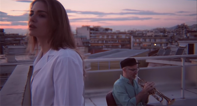 Νέο Music Video | George Avramidis Feat. Alexandra Sieti – Golden Heart