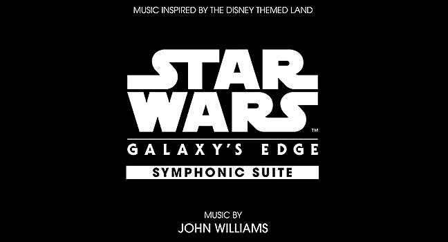 Νέο Music Theme | John Williams – Star Wars: Galaxy's Edge Symphonic Suite