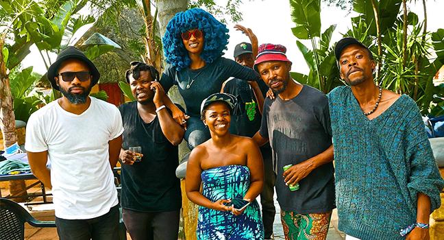 Νέα Συνεργασία   Africa Express Feat. Sibot, Damon Albarn, Mr Jukes – Become The Tiger