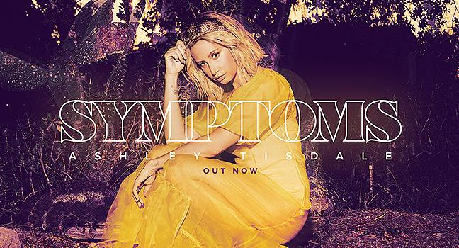 Νέο Album | Ashley Tisdale – Symptoms