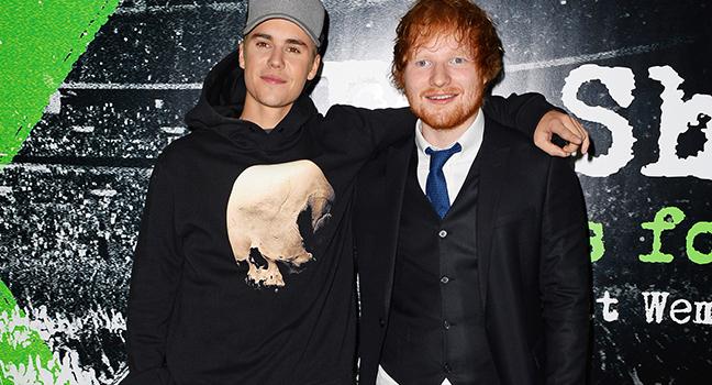 Νέα Συνεργασία | Ed Sheeran Feat. Justin Bieber – I Don't Care